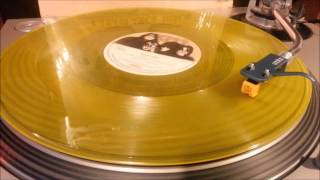 "KISS ""Dirty Livin'"" Single Mexican Edition on Yellow Vinyl"