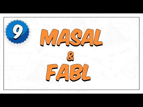 9. Sınıf Edebiyat | Masal & Fabl