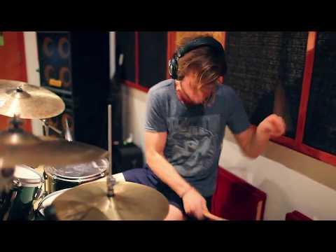 Baard Kolstad - Illuminate - Leprous drum playthrough