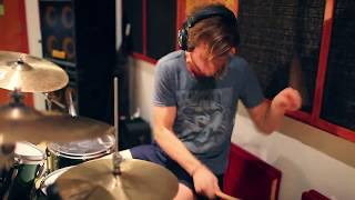 Baard Kolstad - Illuminate - Leprous drum playthrough