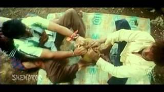 Watch Kannada Hit Songs - Ello Hutti Ello Haridu From Anaatharu