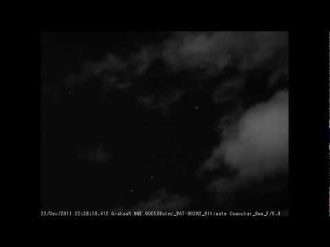 Meteor Cam Captures, Dublin, Ireland