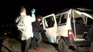 Otomobilde çakmak gazı patladı: 1 ağır yaralı