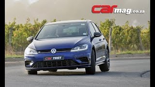 ROAD TEST: Volkswagen Golf R 2,0 TSI DSG 4Motion