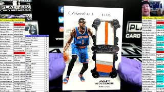 2017 18 Flawless NBA Case PYT #211 CHAMPIONSHIP TAG AUTO WOW