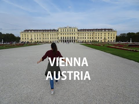 Welcoming the adventure of...VIENNA