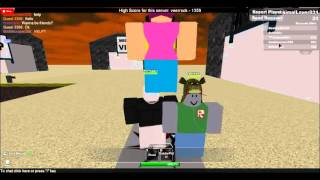 Roblox: Underground Survival With Ao Oni