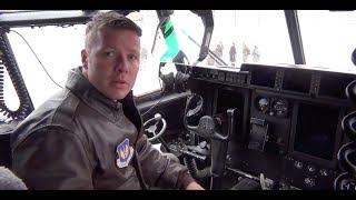 Super Hercules C130J pilot walk around