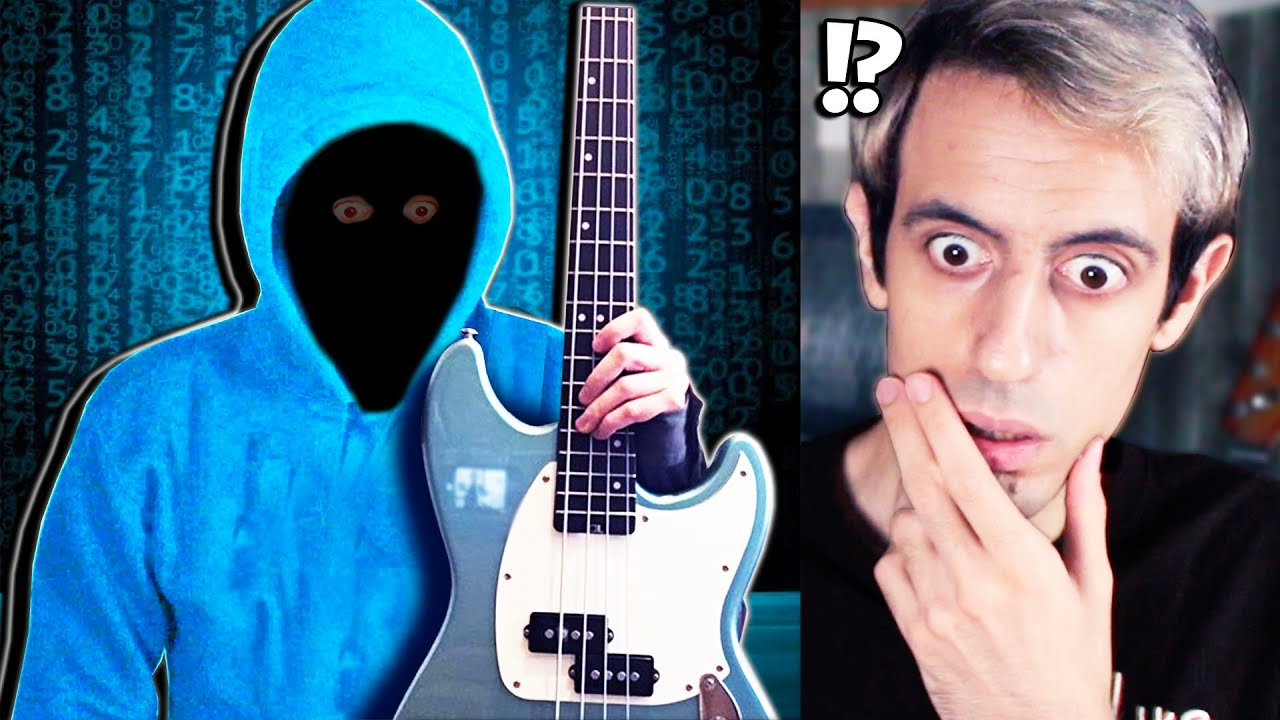 I Paid Bassists on the DARK WEB to Create an EPIC Bassline... but..