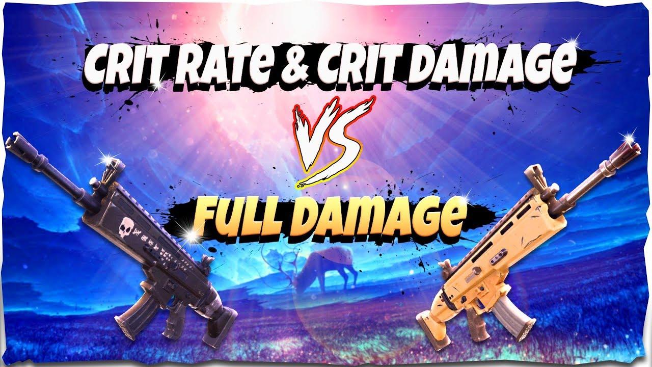 best perks critical rate critcal damage vs full damage siegebreaker nocturno fortnite - fortnite stw best perks for siegebreaker