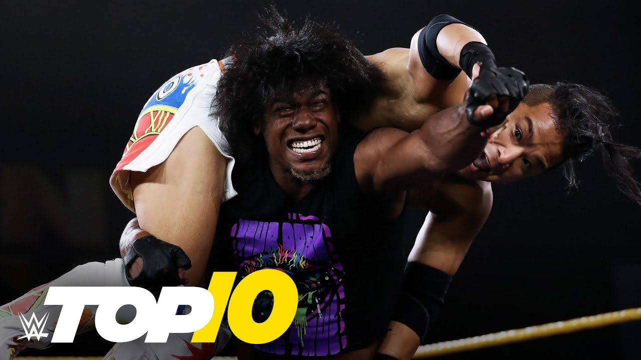 Top 10 NXT Moments: WWE Top 10, Aug. 12, 2020