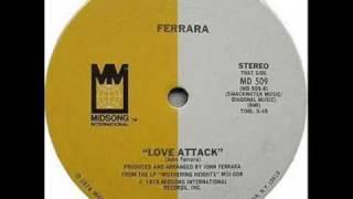 Ferrara - Love Attack (1979)