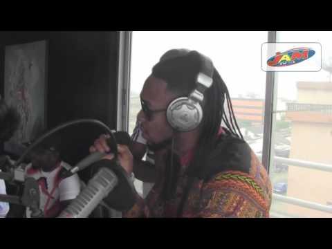 FLAVOUR - GOLLIBE à Radio JAM