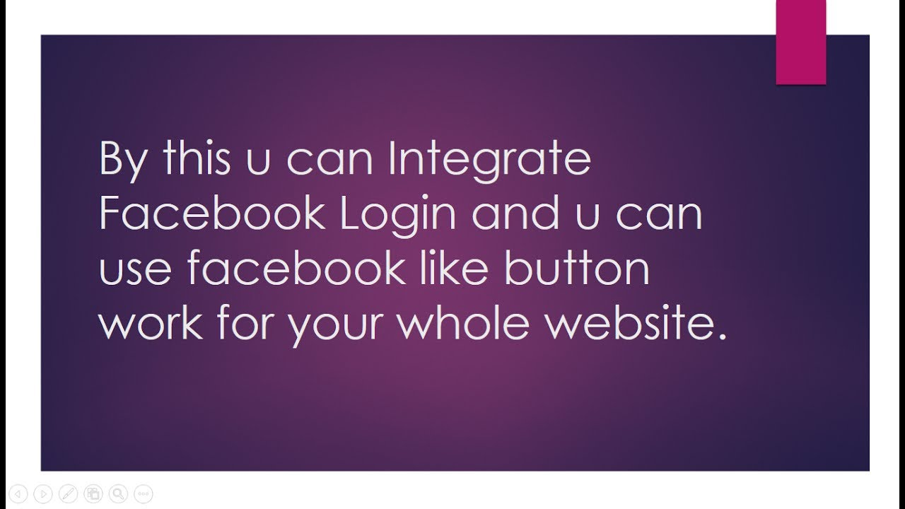 Insert facebook login button and fb like and share button in your insert facebook login button and fb like and share button in your website stopboris Gallery