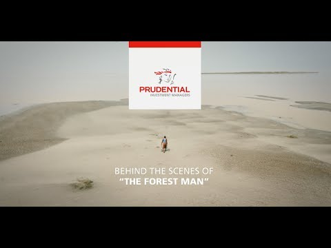 "Prudential's ""The Forest Man of India"" TV Advert: Behind the Scenes"