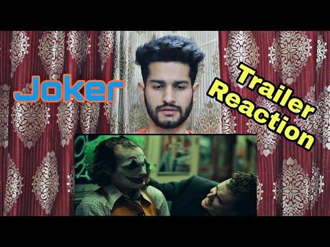 JOKER - Teaser Trailer | Reaction | Ishan Sethi