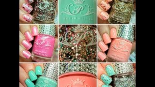 Paris Hilton Nail Polish Collection