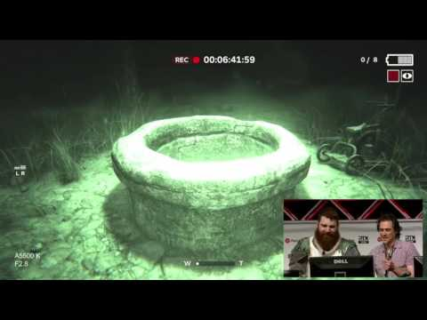 Joel and Adam: Outlast 2 at RTX 2016