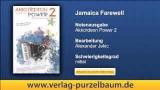 Jamaica Farewell, Bearb