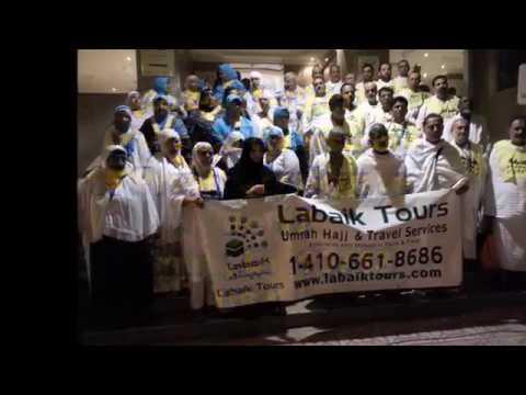 Labaik Tours Hajj packages 2017 - 2018 - labaiktours.com
