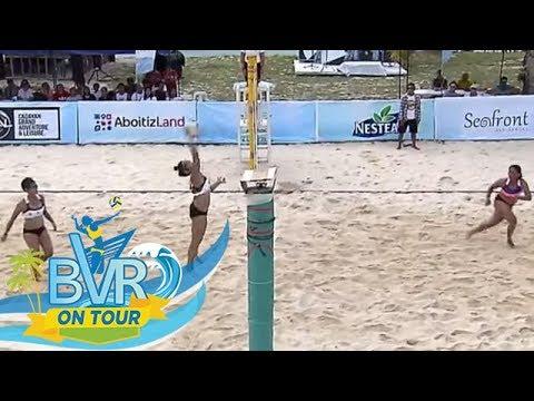 Beach Volleyball Republic | Quilario & Catubig vs Rodriguez & Ramas | Set 2 | National Championship