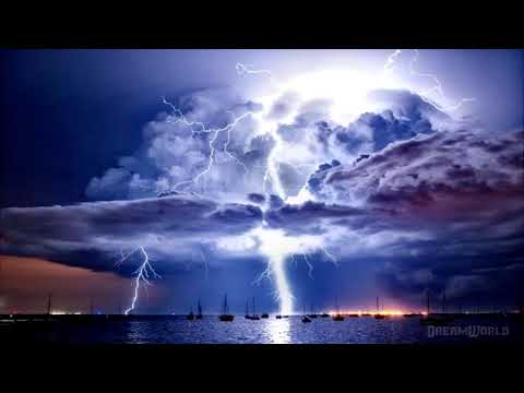 Thunder Sounds Rain Relax Thunder Booms Sleep Relaxation Med
