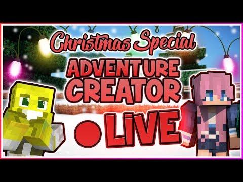 ADVENTure Creator LIVE (Christmas Special)