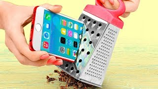 7 Coolest DIY Phone Case Ideas / Tablet And E-Reader Cases thumbnail
