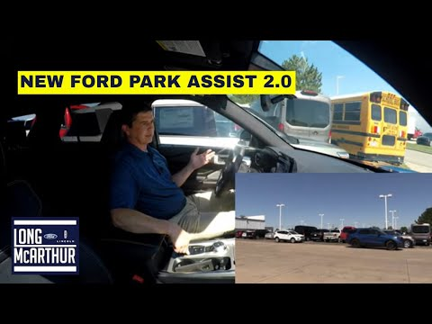 FORD PARK ASSIST 2.0 TUTORIAL