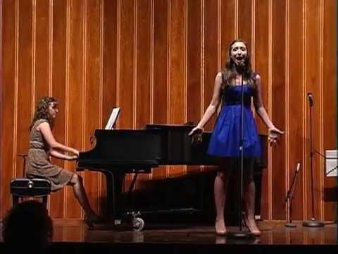 Emma Stewart:  Milder Musical Arts 35th Anniversary Concert
