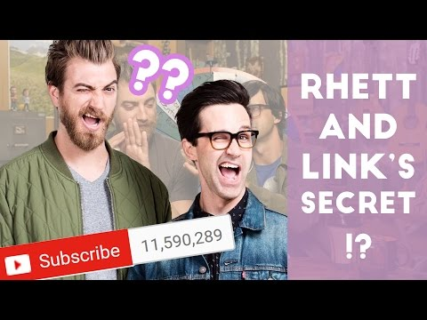 How to make videos like Rhett and Link | Dissecting Good Mythical Morning