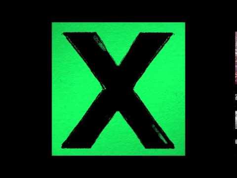Sing Ed Sheeran ...X Album Cover Ed Sheeran