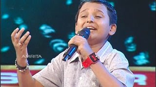 Super Star Junior- 5 | Surya Kiran Singing ... Madhuram jeevamrutha bindu