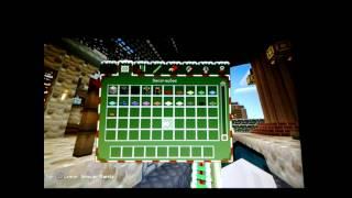 Minecraft mapa de natal