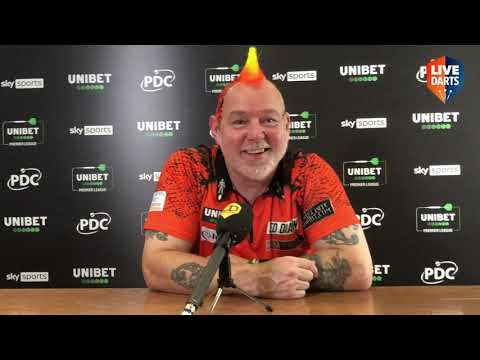 """Peter Wright: """"The nine dart attempt was terrible, I fancied it big time but I WILL hit it"""""""