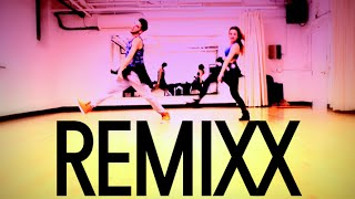 Dance Remixx #APEChoreography