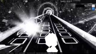 Wasted Penguinz - Play The Game | Audiosurf Gameplay | HARDSTYLE ♥