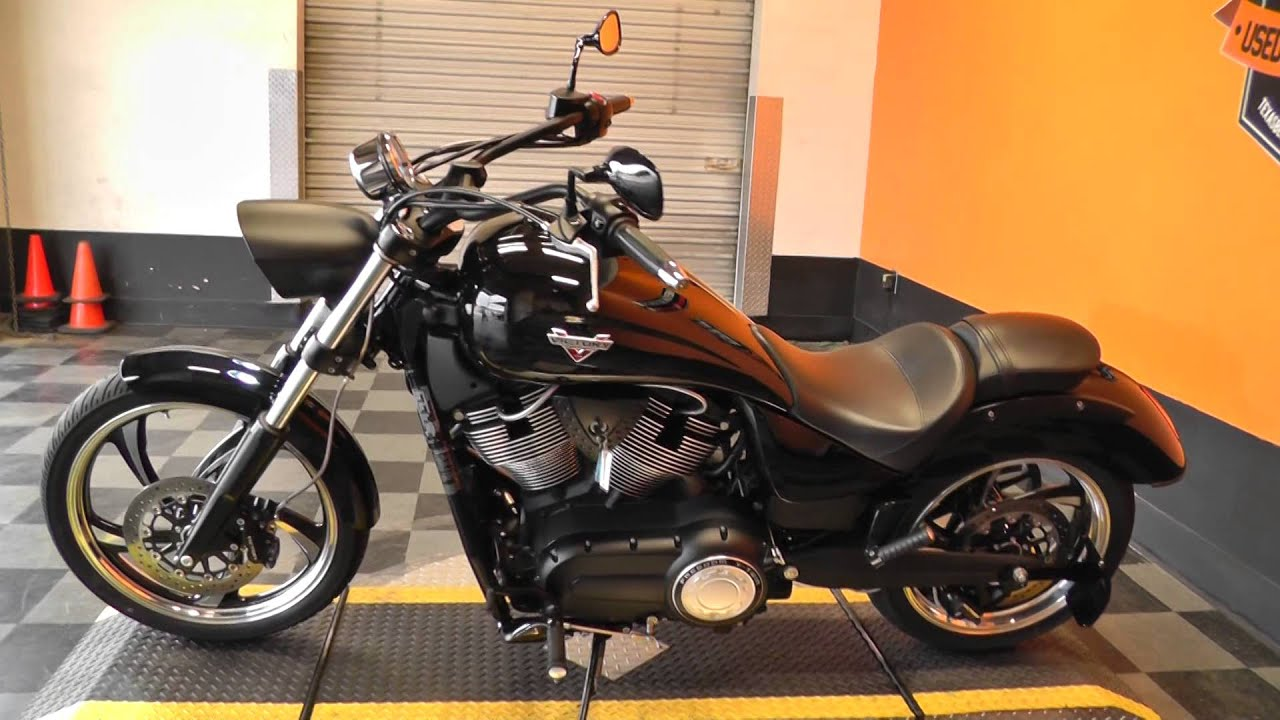 023516 2013 victory vegas 8 ball used motorcycle for sale youtube. Black Bedroom Furniture Sets. Home Design Ideas