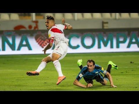 Los 10 mejores goles de Paolo Guerrero con la Selección Peruana ● HD