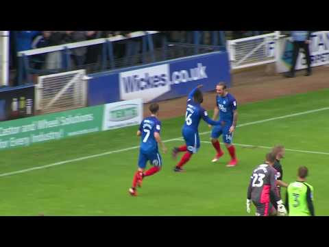 Peterborough v Plymouth
