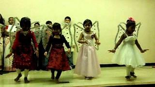 Dance Performance at Bangladesh