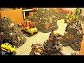 Mining scene Under the LEGO City begins! Feb. 11, 2018
