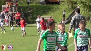 U11 FC Augsburg - FC Bayern München 1:2 Turnier SC Sinzing 30.04.2016