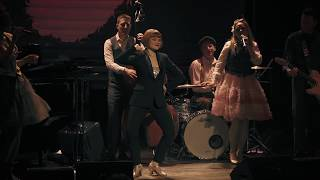 Lou's THE COOL CATS - Featuring Lucy Flournoy - Swing Dance