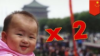 China ends one-child policy: Xi Jinping announces new two-child policy - TomoNews
