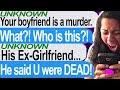 My Boyfriend Is A MURDER?!?!  -- (Tap | Ted's Last Girlfriend)