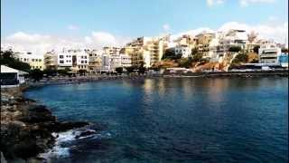 Crete Greece island attractions 4 day trip aldemar knossos Royal Village