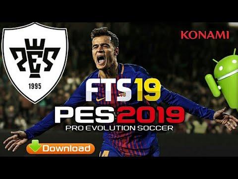 Download Game FTS19 MOD PES2019 Grafik HD - Game Android Offline - 동영상