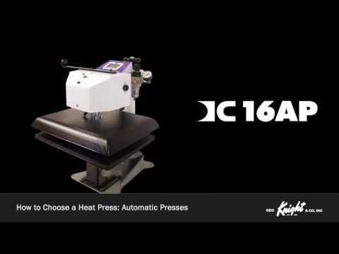 Dye Sublimation or Heat Transfer: How To Choose A Heat Press -