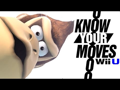Donkey Kong's FEATURE LENGTH History! - Know Your Moves (Smash Bros.)